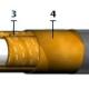 Силові кабелі з просоченою паперовою ізоляцією ААГ