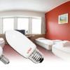 Енергозберігаючі лампи Luxel серії CANDLE