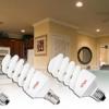 Енергозберігаючі лампи Luxel серії STANDARD SPIRAL