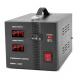 Однофазний сервопривідний стабілізатор LPH-1000SD