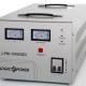 Однофазний сервопривідний стабілізатор LPM-10000SD