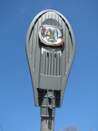 Вуличний діодний світильник RengEL YYS-01-30W
